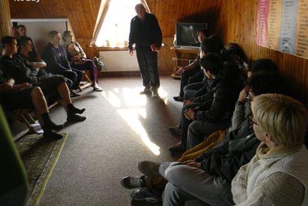 Центр Здоровой Молодежи - Украина Итальянские реабилитологи посетили центр в Житомире