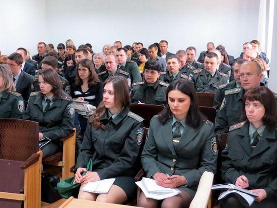 Центр Здоровой Молодежи - Украина Відбувся семінар-нарада в управлінні ДПтС України в Житомирській області