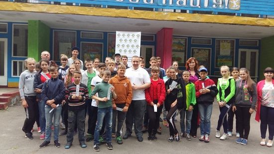 Центр Здоровой Молодежи - Украина Практика - это безценное составляющее  хорошей  теории