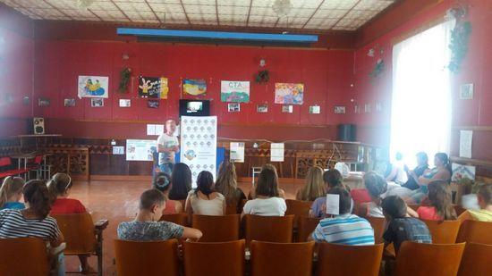 Мероприятие в Житомире