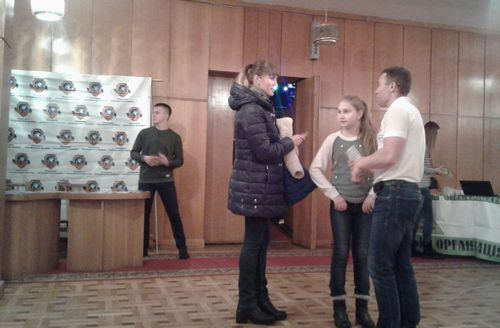 Центр Здоровой Молодежи - Украина Молодь за мир і процвітання України