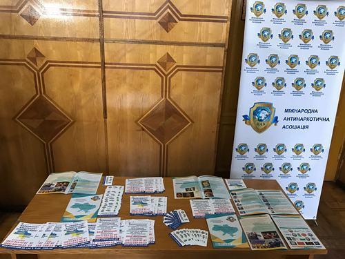 Пропаганда здорового образа жизни в Житомире