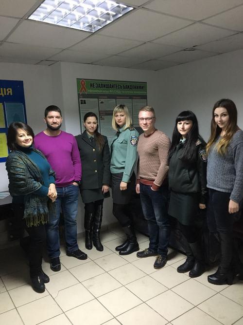 Центр Здоровой Молодежи - Украина Профилактика употребления иньекционных наркотиков