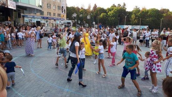 """Центр Здоровой Молодежи - Украина """"ФешнБум"""" у Вінниці"""