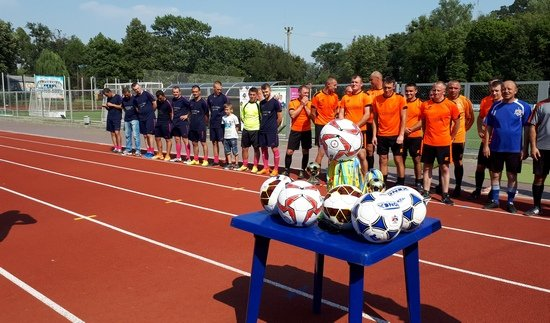 турнір з міні-футболу в Вінниці