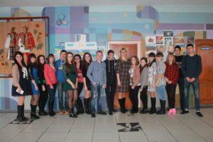 Центр Здоровой Молодежи - Украина Проект путь к будущему