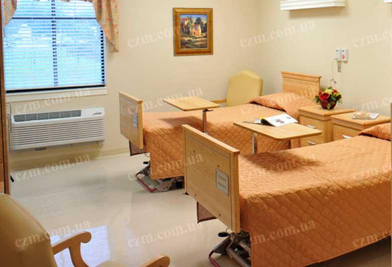 Палаты в наркологической клинике