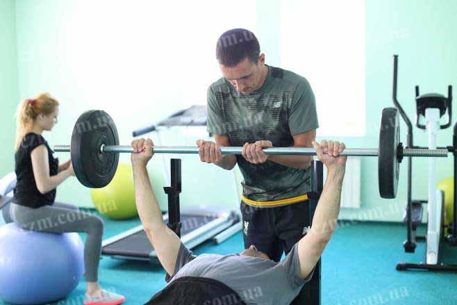 лікування разом з «Центром здорової молоді» в Житомирі