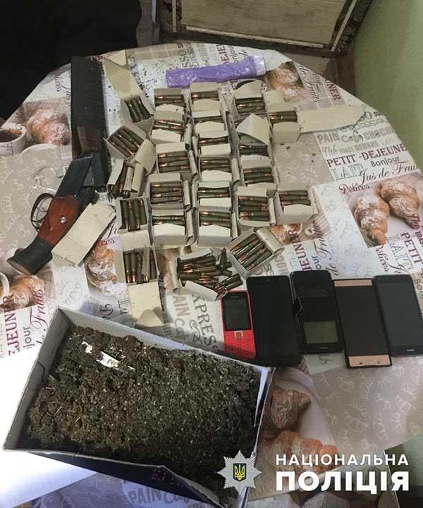 Наркоторговля в Украине
