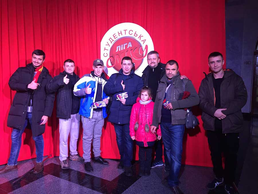 Центр Здоровой Молодежи - Украина Сміх по рецепту і без
