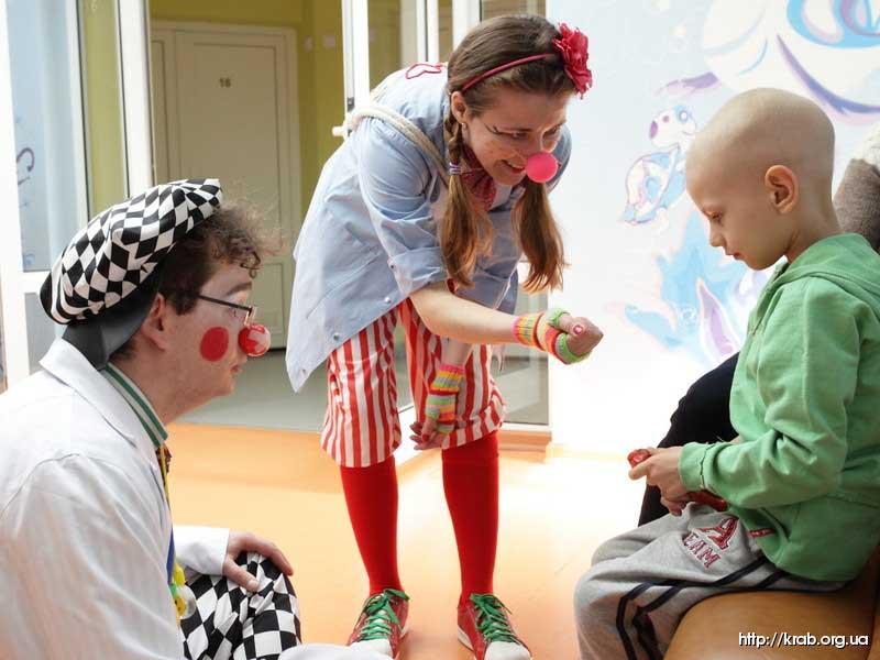 Центр Здоровой Молодежи - Украина Смех по рецепту и без
