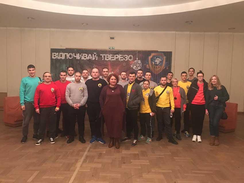 10й Международный Антинаркотический спортивно-терапевтический лагерь