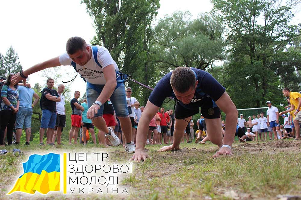 Центр Здоровой Молодежи - Украина Родительский день на 11-м антинаркотическом спортивно-терапевтическом лагере