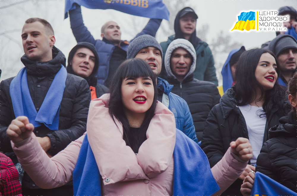 Зимний лагерь для зависимой молодежи - Bez imeni 1