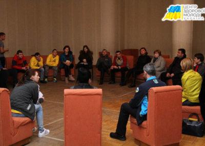 Центр Здоровой Молодежи - Украина 5-й Антинаркотический Лагерь МАА 3 день