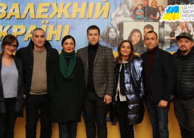 Центр Здоровой Молодежи - Украина 5-й Антинаркотический Лагерь МАА 4 день