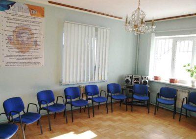 Центр Здоровой Молодежи - Украина Реабилитационный центр в Святопетровске