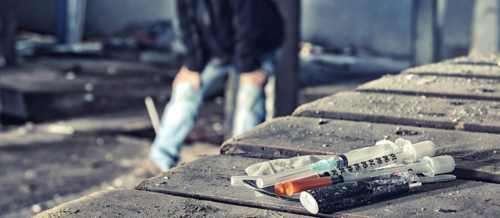 Героїнова залежність: наркотик, який «вміє чекати» - shutterstock 102360391 e15241288903851